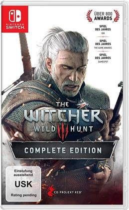The Witcher 3: Wild Hunt (German Complete Edition)