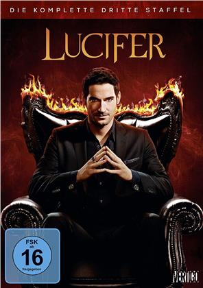 Lucifer - Staffel 3 (5 DVDs)