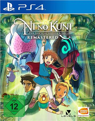 Ni No Kuni - Der Fluch der weißen Königin - (Remastered) (German Edition)