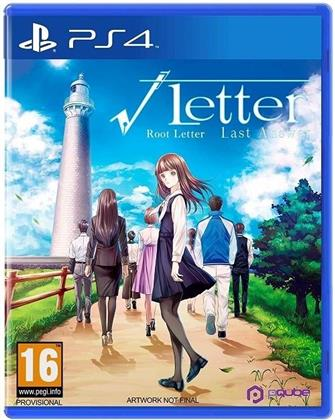 Root Letter: Last Answer (German Day One Edition)