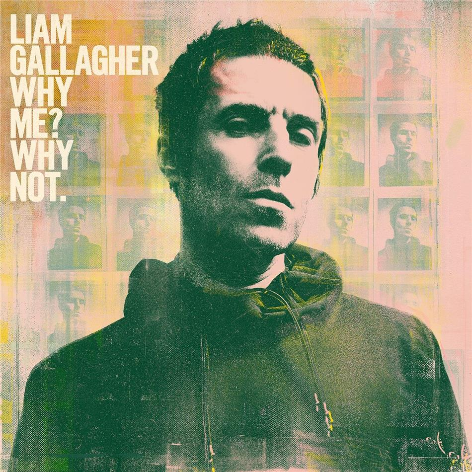 Liam Gallagher (Oasis/Beady Eye) - Why Me? Why Not. (LP)