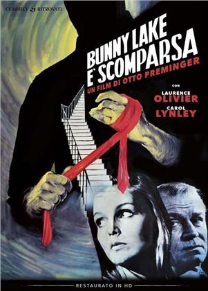 Bunny Lake è scomparsa (1965) (Classici Ritrovati, Restaurato in HD, s/w)