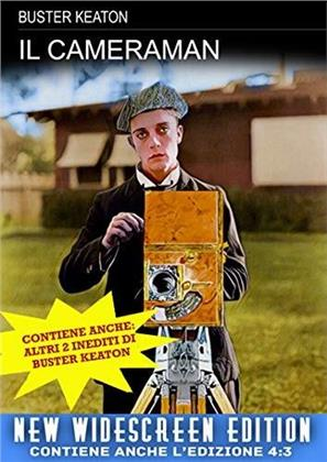 Il cameraman (1928) (New Widescreen Edition, s/w)