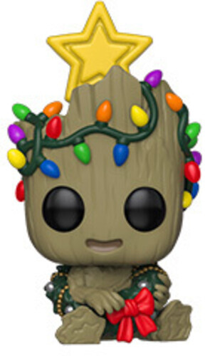 Funko Pop! Marvel: - Holiday - Groot