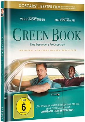 Green Book (2018) (Limited Edition, Mediabook)