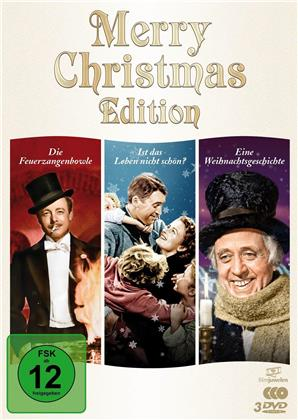 Merry Christmas Edition (Box, 3 DVDs)