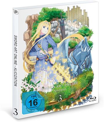 Sword Art Online - Alicization - Staffel 3 - Vol. 3