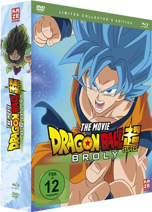 Dragon Ball Super - Broly (2018) (Limited Edition, Blu-ray + DVD)
