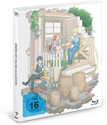 Sword Art Online - Alicization - Staffel 3 - Vol. 2