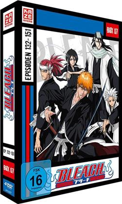 Bleach - Box 7 - Episoden 132-151 (4 DVDs)