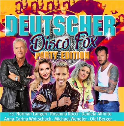 Deutscher Disco Fox: Party Edition (2 CDs)
