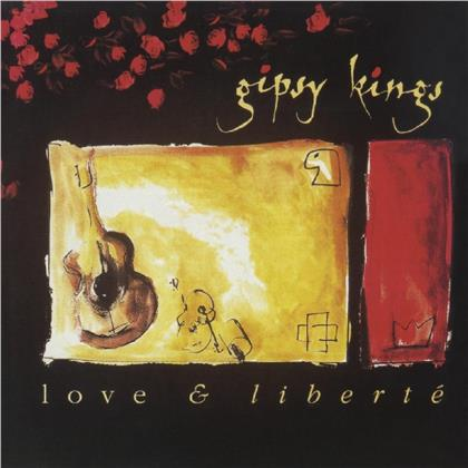 Gipsy Kings - Love & Liberte (2019 Reissue, Music On CD)