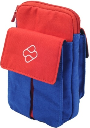 Switch Soft Bag (Red - Blue)