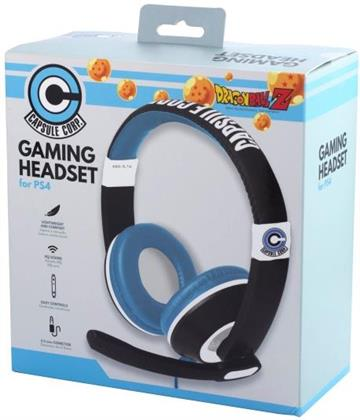 Dragon Ball PS4 Stereo Headset