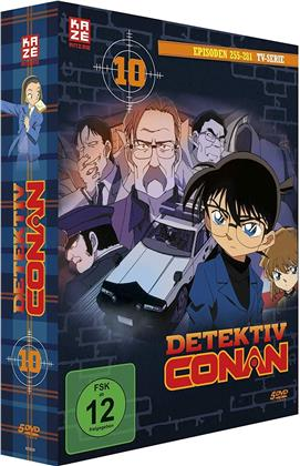 Detektiv Conan - Box 10 (5 DVDs)