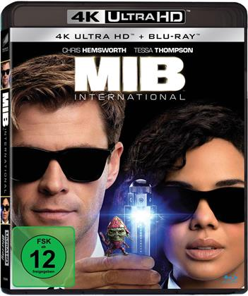 Men in Black: International (2019) (4K Ultra HD + Blu-ray)
