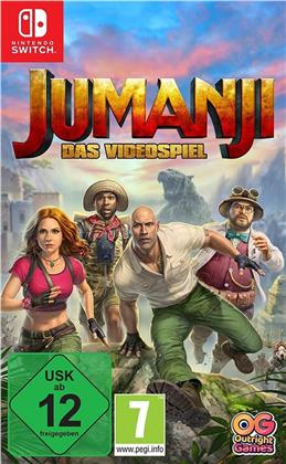 JUMANJI - The Video Game
