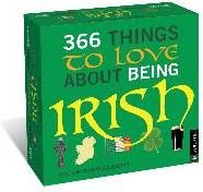 366 Things to Love About Being Irish 2020 Day-to-Day Calendar