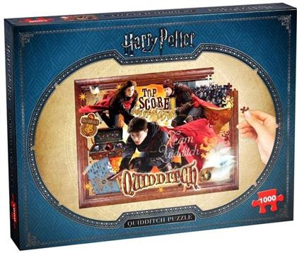 Harry Potter (Kids) - Quidditch (1000 Piece Jigsaw Puzzle)