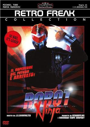 Robot Ninja (1989) (Retro Freak Collection)