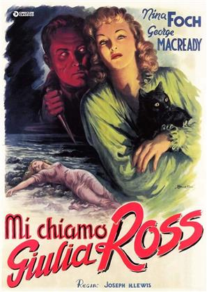 Mi chiamo Giulia Ross (1945) (Cineclub Mistery, Restaurato in HD, s/w)