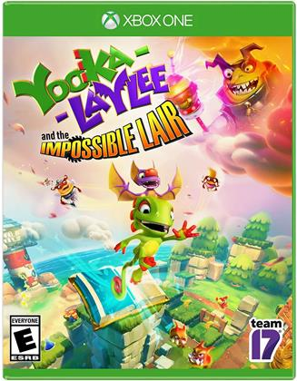 Yooka-Layle - Impossible Lair