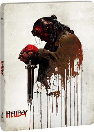 Hellboy - Call of Darkness (2019) (Steelbook, 4K Ultra HD + Blu-ray)