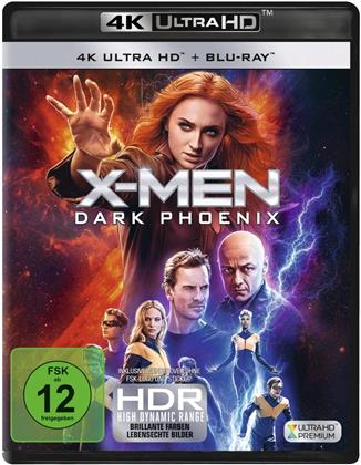 X-Men: Dark Phoenix (2018) (4K Ultra HD + Blu-ray)