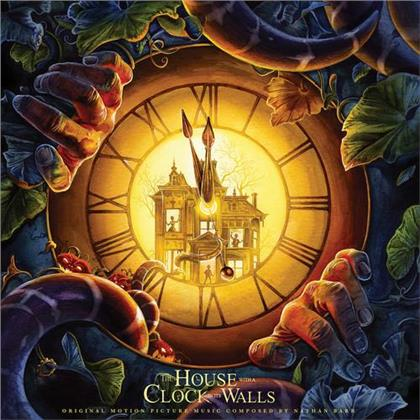 Nathan Barr - The House With A Clock In Its Walls - OST (Deluxe Edition, Purple/Green Vinyl, LP)