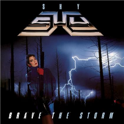 Shy - Brave The Storm (2019 Reissue, Rockcandy Edition, Remastered)