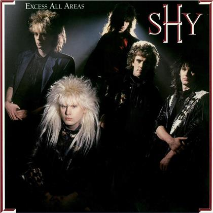 Shy - Excess All Areas (2019 Reissue, Rockcandy Edition, Remastered)