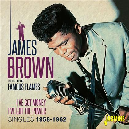 James Brown - I've Got Money, I've Got Power - Singles 1958-1962