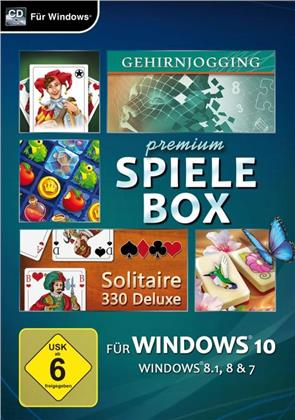 Premium Spielebox für Windows 10