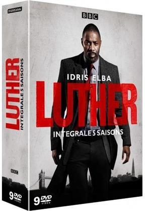 Luther - Saisons 1-5 (9 DVD)