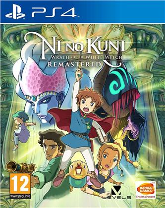 Ni No Kuni - Der Fluch der weissen Königin -- Remastered (PEGI)