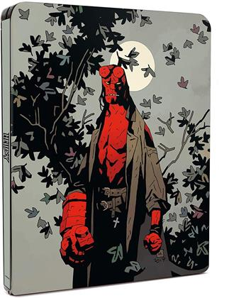 Hellboy - Call of Darkness (2019) (Steelbook, 2 Blu-rays)