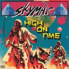 Skymax - High On Time EP (LP)