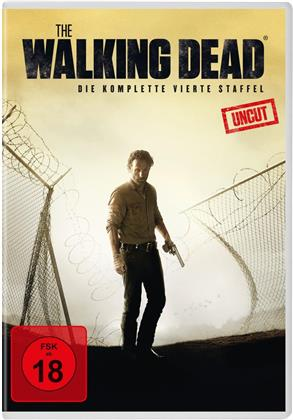 The Walking Dead - Staffel 4 (Extended Edition, Uncut, 5 DVDs)