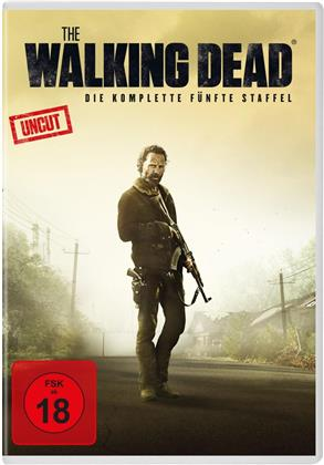 The Walking Dead - Staffel 5 (Uncut, 5 DVDs)