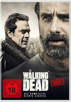 The Walking Dead - Staffel 7 (Uncut, 6 DVDs)
