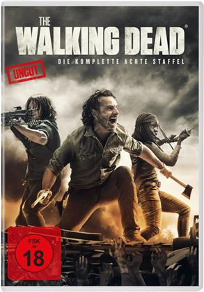 The Walking Dead - Staffel 8 (Uncut, 6 DVDs)