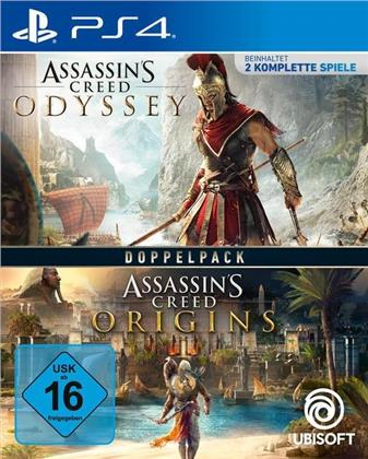 Assassins Creed Doppelpack Odyssey + Origins
