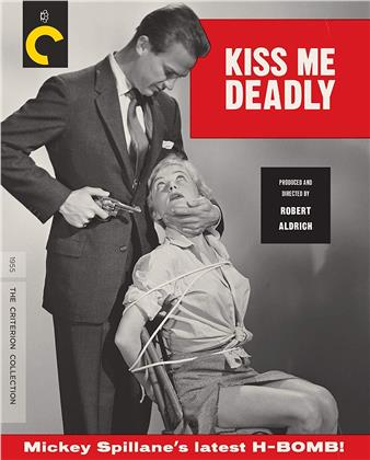 Kiss Me Deadly (1955) (s/w, Criterion Collection)