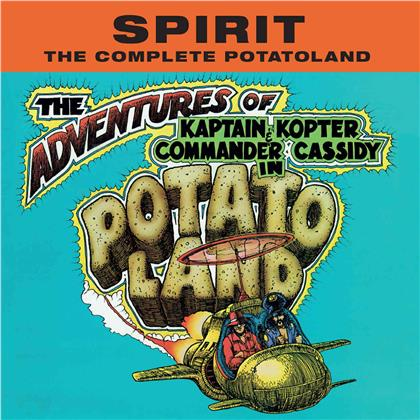 Spirit - Complete Potatoland (Expanded, 2019 Reissue, Remastered)