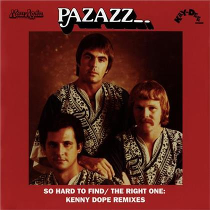 "Pazazz - Son Hard To Find / Right One (7"" Single)"