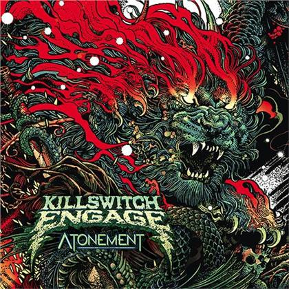 Killswitch Engage - Atonement (Metal Blade Records, LP)