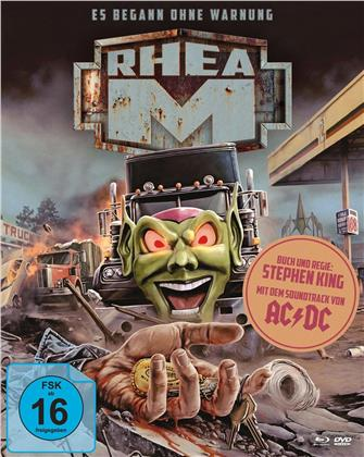 Rhea M - Stephen King (1986) (Cover A, Mediabook, 2 Blu-ray + DVD)