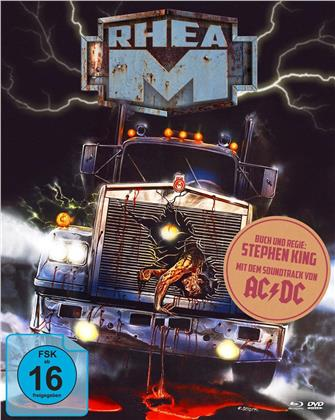 Rhea M - Stephen King (1986) (Cover B, Mediabook, 2 Blu-ray + DVD)
