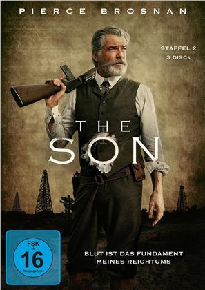 The Son - Staffel 2 (3 DVDs)