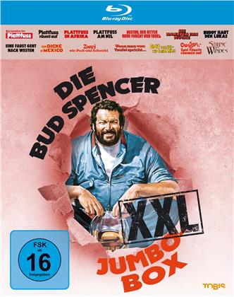 Die Bud Spencer Jumbo Box XXL (14 Blu-rays)